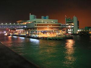 Hong Kong-Macau Ferry Pier at Sheung Wan