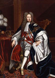 George Ier par Godfrey Kneller, 1714