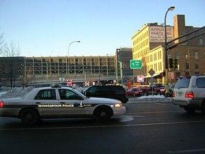 Minneapolis police, Minneapolis, Minnesota. Th...