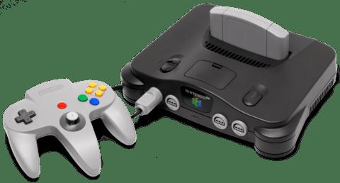 Nintendo 64 set