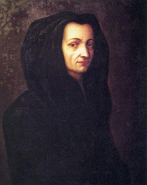 Tableau représentant Rosa Venerini