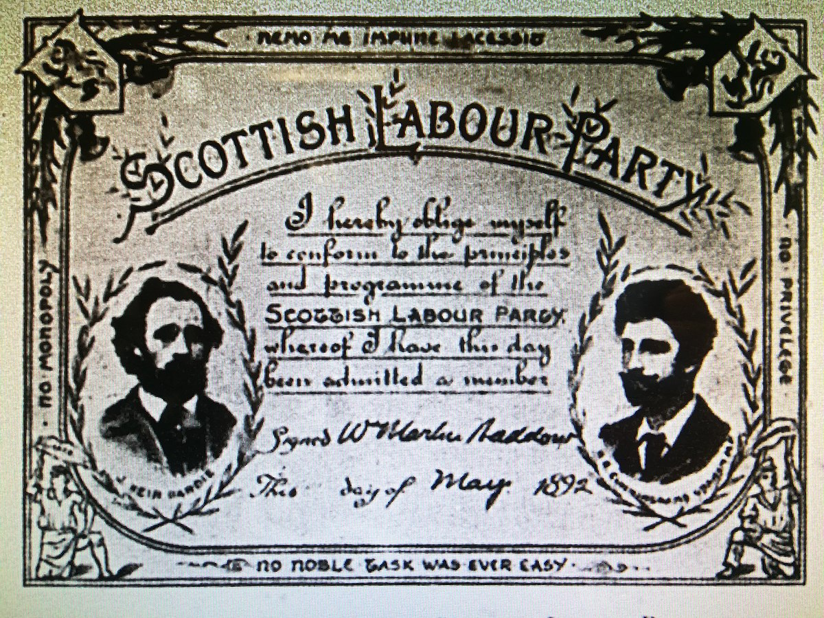 Scottish Labour Party 1888 Wikipedia