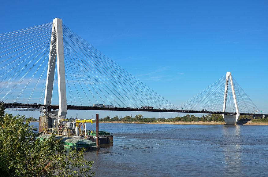 St Stan Louis Bridge Veterans Musial