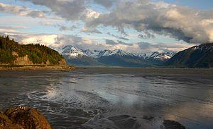 Taken in Anchorage, Alaska in May 2007