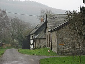 "English: Yatton Farm It has been ""barncon..."
