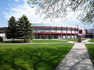 English: Fargo Civic Center, Fargo, North Dako...