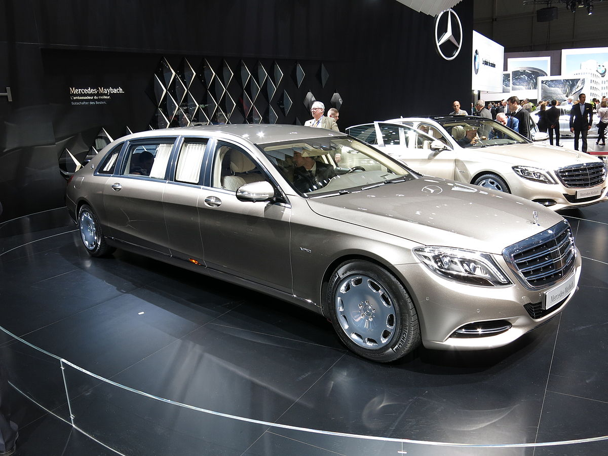 Mercedes Maybach Wikipedia