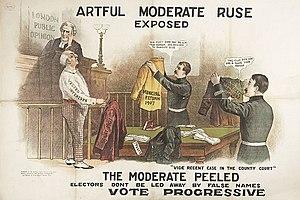 Artful Moderate Ruse Exposed