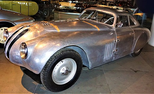 BMW 328 Coupe - Hellenic Motor Museum