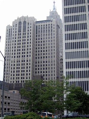 Buhl Building, detroit