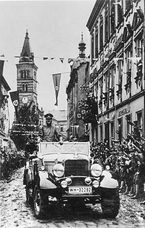 Bundesarchiv Bild 137-049535, Anschluß sudeten...