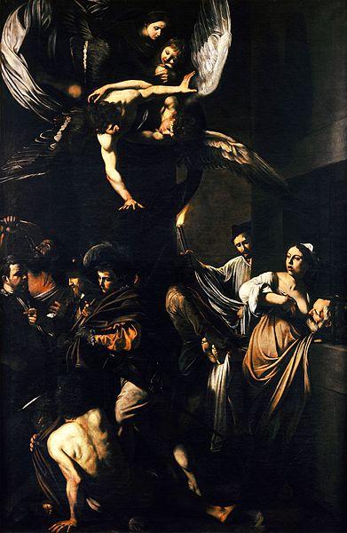 File:Caravaggio - Sette opere di Misericordia (1607, Naples).jpg