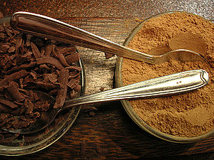 Chocolate and cinnamon as part of the Uruguaya...