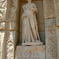Gnostic Words for November 25, 2008: Wisdom, Word, Yaldabaoth, Youel, Zeus, Zodiac, Zoroastor, Zostrianos