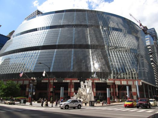 James R. Thompson Center, Chicago, Illinois (9179428785).jpg