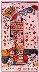 Tower Tarot card symbolism