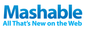 English: Mashable.com logo as of late 2008