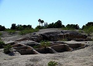 English: Mesa Grande Hohokam Ruins Arizona