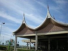 Minangkabau Airport (Roof).JPG
