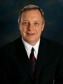 U.S. Senator Richard Durbin, of Illinois.
