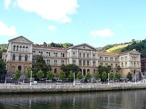 Español: Universidad de Deusto, Bilbao, España.
