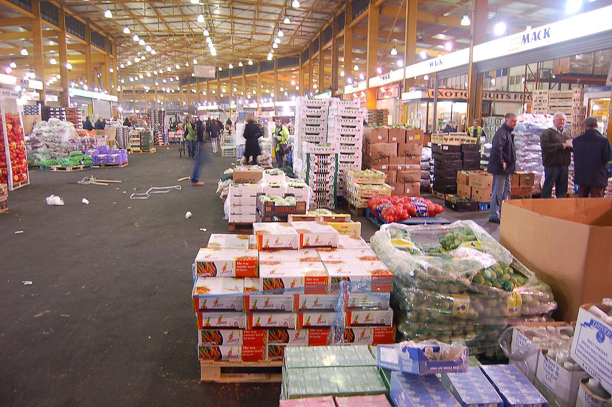 Birmingham Wholesale Markets Wikipedia