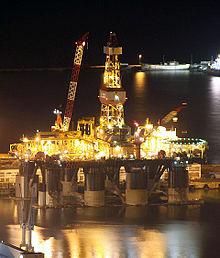 Semi Submersible Wikipedia