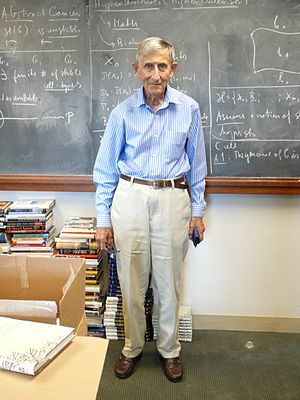 English: Freeman Dyson