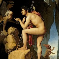 Oedipus and the Sphinx in Art