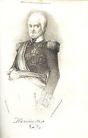 Retrato de Marcelino Oráa