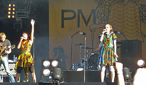 PMMP in concert, 2006