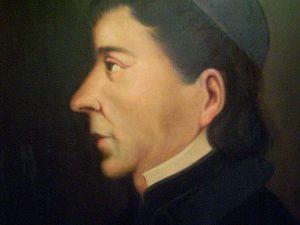 Portrait of Fr. Servando Teresa de Mier. Mexic...