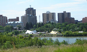 Shakespeare on the Saskatchewan festival tents...