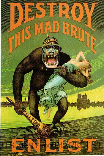 "English: ""DESTROY THIS MAD BRUTE - Enlist..."