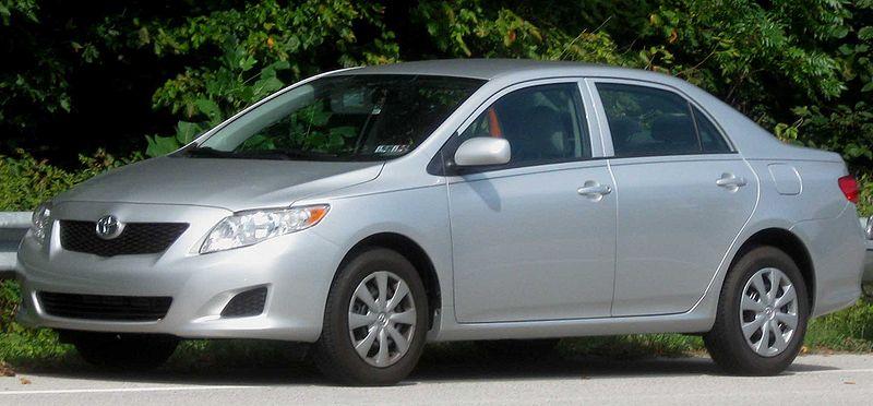 Toyota Corolla Majed Khalil