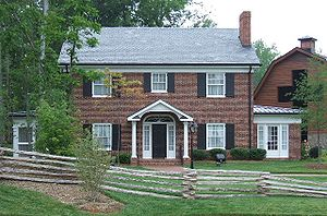 Billy Graham Homestead and Library