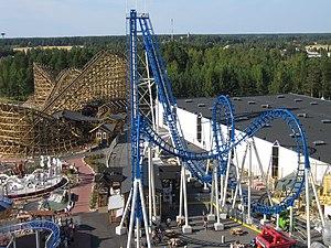 Cobra (PowerPark roller coaster)