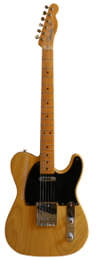Fender telecaster - storia