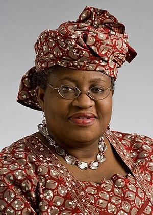 Ngozi Okonjo-Iweala, Managing Director, World ...