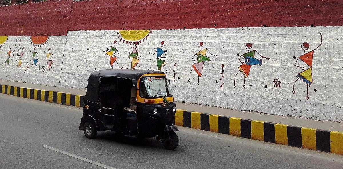 Warli Painting Wikipedia