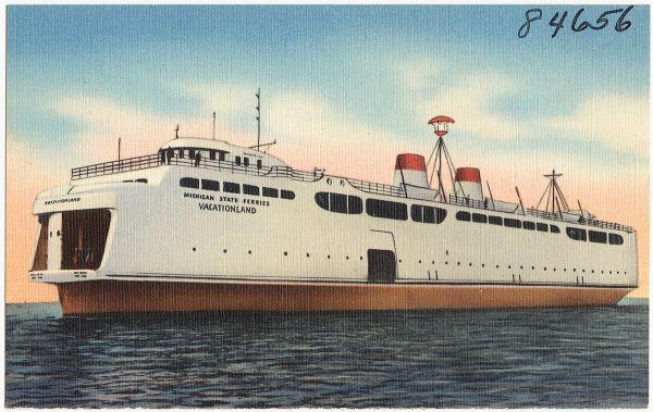 Vacationland (ferry) - Wikipedia