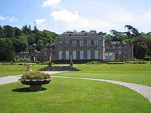 English: Bantry House A stately home built in ...