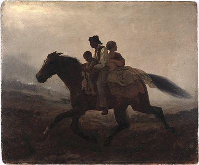 Resultado de imagen para esclavos americanos huyendo a mexico