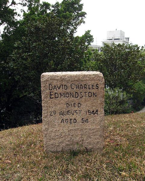 File:David Charles Edmondston Headstone.JPG