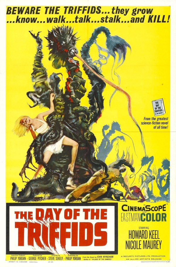 The Day of the Triffids (film) - Wikipedia