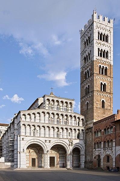 Plik:Dome Lucques Duomo San Martino Lucca.jpg
