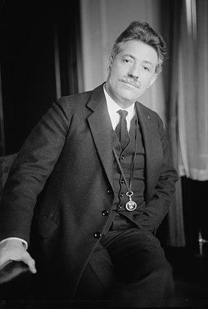 Fritz Kreisler (1875 – 1962), Austria-born Ame...