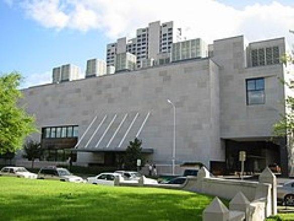 Resultado de imagen para Museo de Bellas Artes de Houston, en Texas.