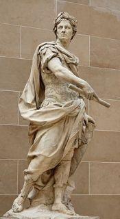 Julio César, por Nicolas Coustou