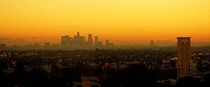 LA morning